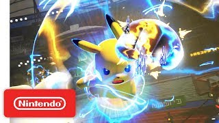 Pokémon Face Off in Pokkén Tournament DX - Nintendo Switch