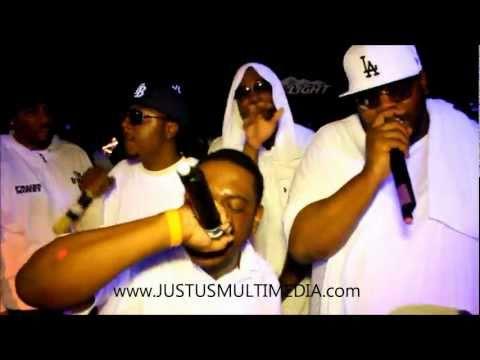 The Jacka & Ampichino Feat. Husalah & Lil Rue - Death 2 My Enemies in HD