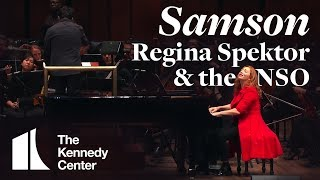 Samson Regina Spektor With The National Symphony Orchestra LIVE At The Kennedy Center