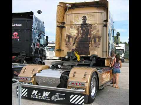 Scania i piu belli camion youtube for I pavimenti piu belli