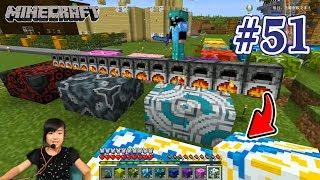 #51【彩釉テラコッタ】かんなマインクラフト(Minecraft) Playing video