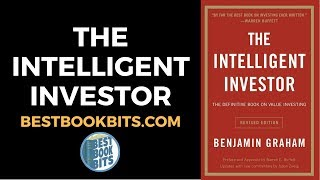 Zapętlaj Benjamin Graham: The Intelligent Investor Book Summary | bestbookbits