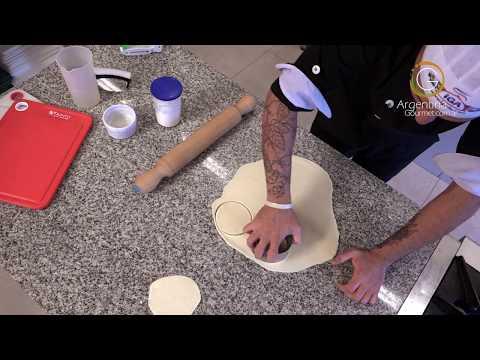 Masa para empanadas salteñas