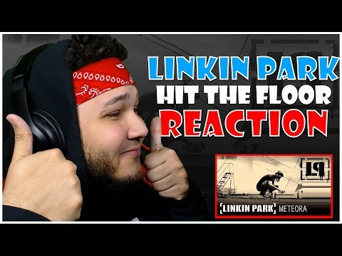 🎤 Hip-Hop Fan Reacts To Linkin Park - Hit The Floor 🎸