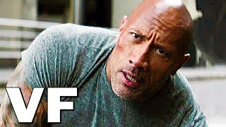 Download Video FAST & FURIOUS : HOBBS & SHAW Bande Annonce VF (2019) Dwayne Johnson, Jason Statham MP3 3GP MP4