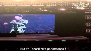 [MHloveandwar] 150317 Tohoshinki With Tour MC, English Subtitle thumbnail
