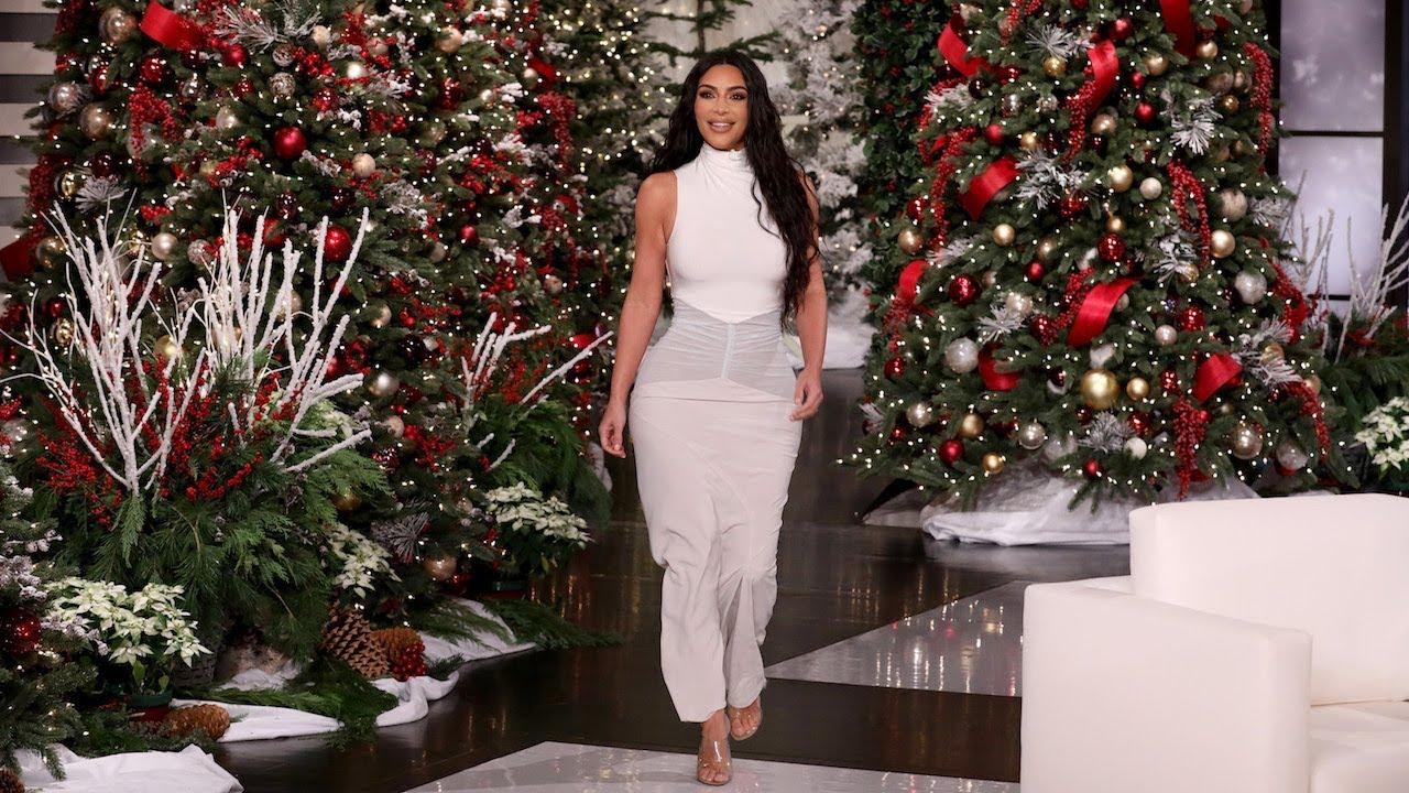Kim Kardashian Chats About Kylie Jenner's Relationship with Travis Scott