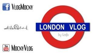 London Uk Travel Vlog - Wyjazd Do Londynu