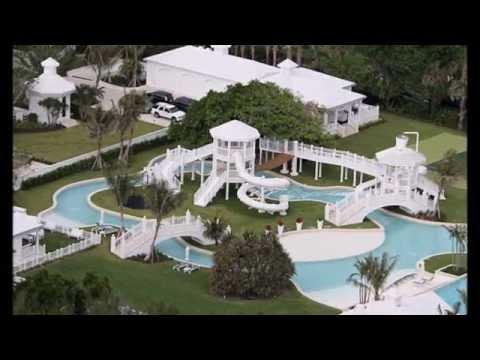 Celine Dion Water Park Mansion In Florida