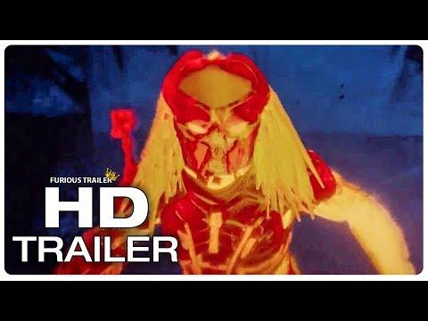 THE PREDATOR Conquer Earth Trailer (NEW 2018) Shane Black Sci-Fi Horror Movie HD