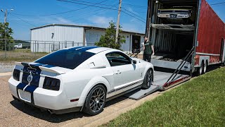 GT500 Shipping DISASTER & Picking Up Another Car!