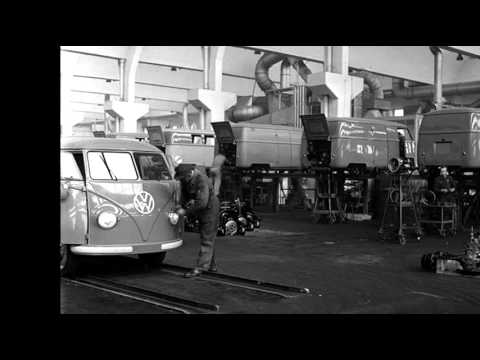 8th March 1950: VW Transporter (aka