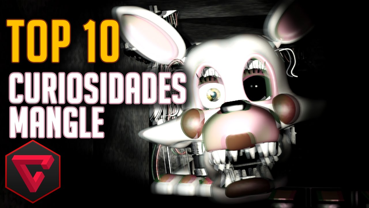 Mangle Five Nights At Freddy S Wiki