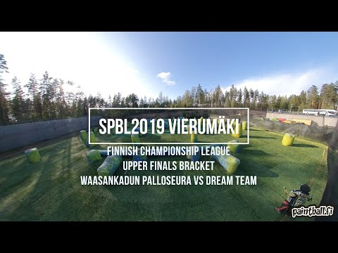 WPS vs Dream Team - SPBL2019 Vierumäki