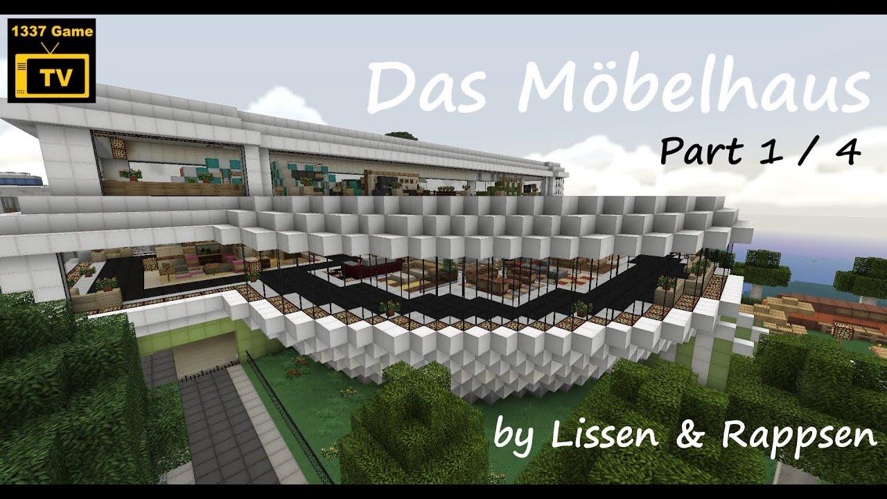 U003dMinecraftu003d  Das Möbelhaus #1/4   YouTube