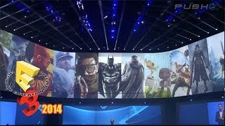 E3 2014 PlayStation Press Conference: Batman Arkham Knight Has Exclusive Content On PS4