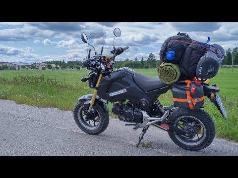 Tampere - Nordkapp Roadtrip alkaa! (3000km)