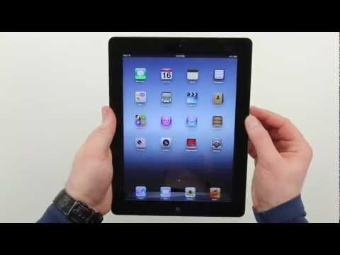 Apple iPad 3 3rd Gen Unboxing Review (New iPad 3rd Gen 2012)