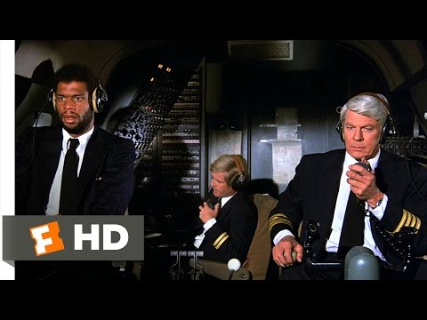 Roger Roger - Airplane! (8/10) Movie CLIP (1980) HD