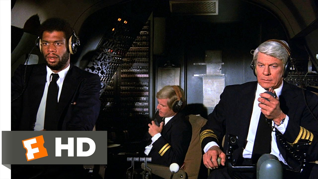 Roger Roger Airplane 8 10 Movie Clip 1980 Hd Youtube