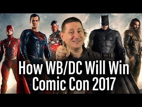 How WB/DC Will Win Comic-Con - The John Campea Podcast