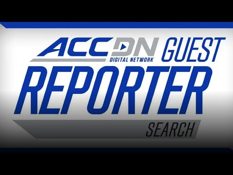 2015 ACC Digital Network Guest Reporter Contest - YouTube
