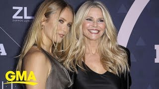 Christie Brinkley's daughter steps up on 'DWTS' l GMA