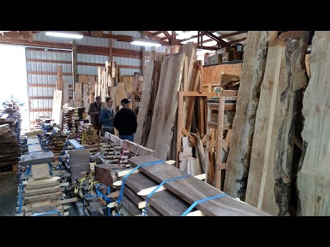 A Trip To The Lumber Yard