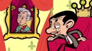 Mr Bean the Animated Series - A Royal Makeover