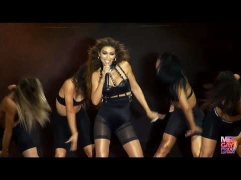 Eleni Foureira ~ Fuego (Gala Mr. Gay Pride España Madrid 2018) HD Full 1080p