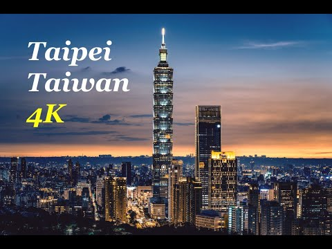 Modern Taipei, Taiwan | World in 4K