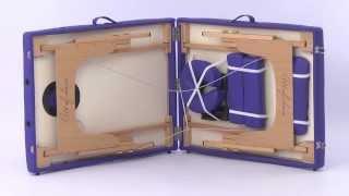 Массажный стол Art of Choice TEO(, 2013-10-14T11:50:10.000Z)