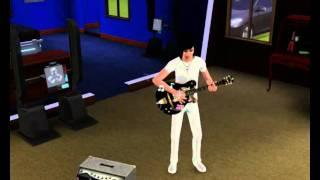 Andy Biersack Sims 3