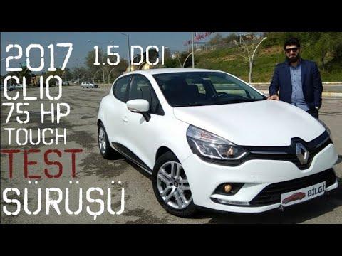 Renault Clio 4 1.5 DCI Joy. TEST ve İNCELEME