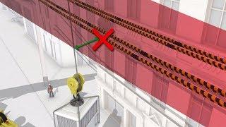 Working near power lines - Avoiding Utility Strikes series