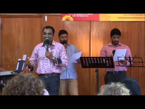Revival Fest 2015 (Worship) - Pr Tijo Thomas at Friends in Christ Fellowship Palmerston North, NZ