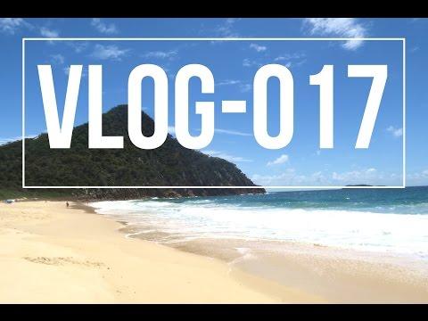 VLOG017 - Road Trip - Pt 2 Shoal Bay