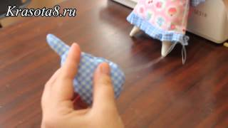 Видео совет по пошиву Куклы Тильда(, 2013-08-01T11:11:34.000Z)