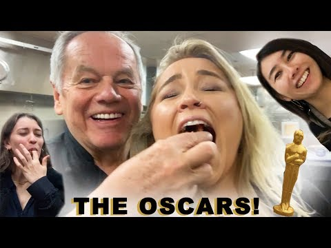 I'M GOING TO THE OSCARS (preview dinner) WITH WOLFGANG PUCK! | Alix Traeger