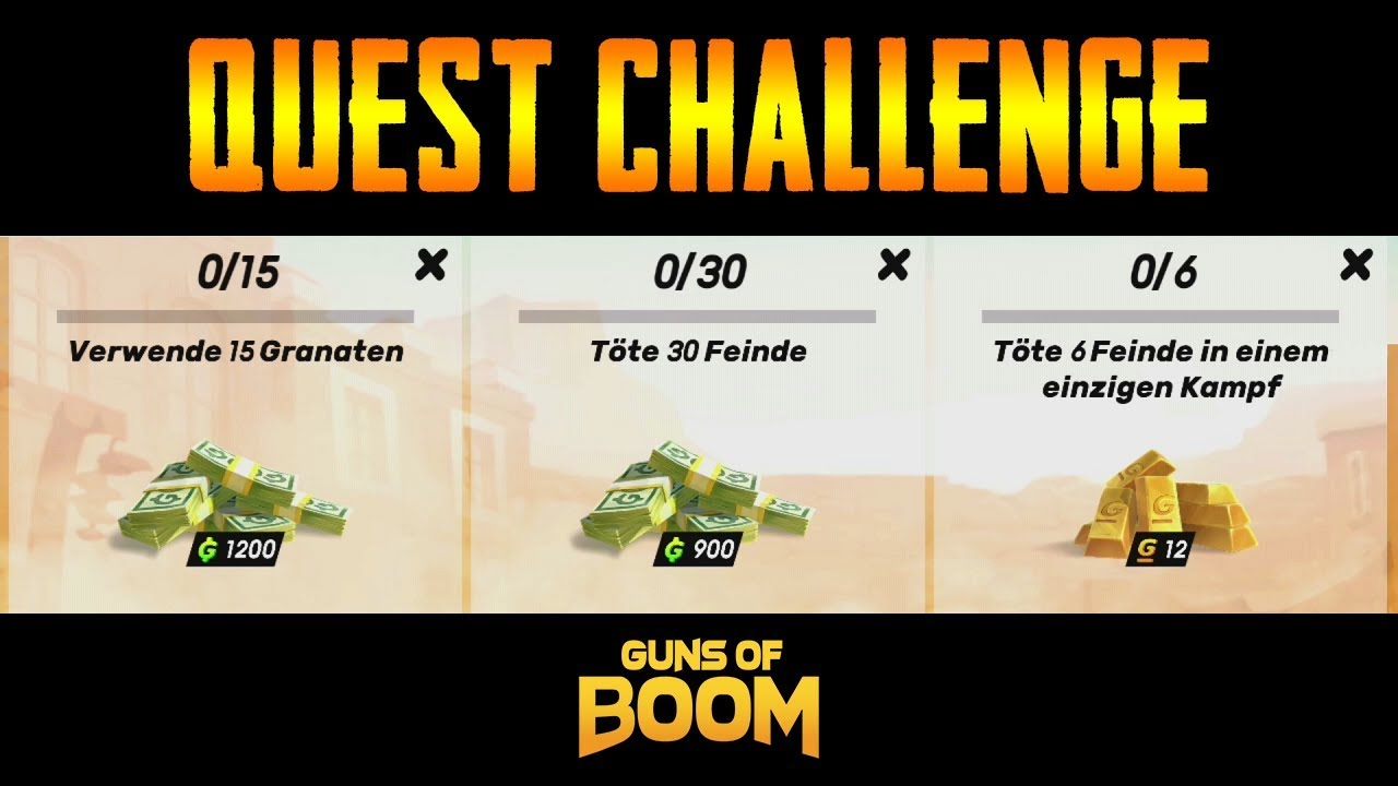 Tägliche Challenge