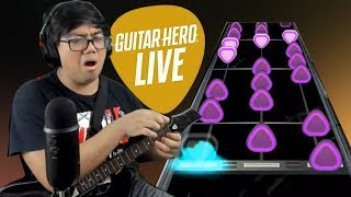 SOULLESS 4 ON GUITAR HERO LIVE!? (WARNING: DISGUSTING)