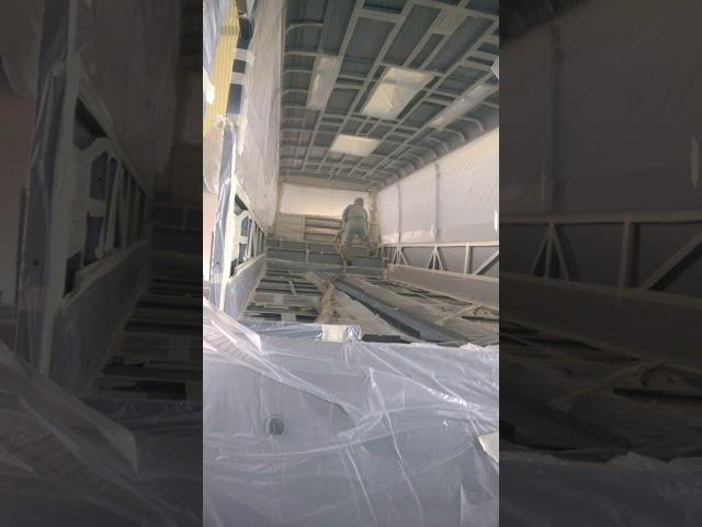 Graco Reactor A 25 spraying Foam insulation