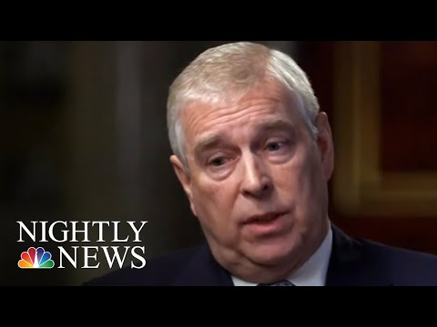 Prince Andrew Interview