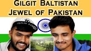 Indian raction on Gilgit Baltistan |Jewel of Pakistan documentary| Swaggy D