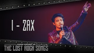 I-ZAX  - GREEN CONCERT #22 The Lost Rock Songs