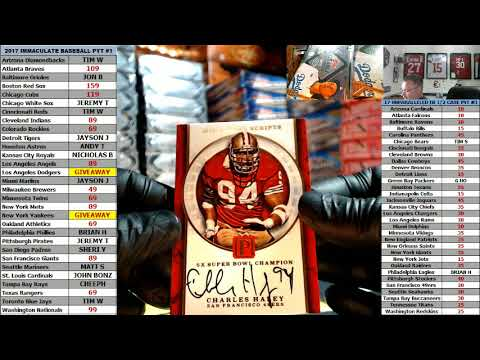 2017 Panini Pantheon Football Personal Box Break For Clyde