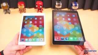 iPad mini with Retina display vs iPad Air