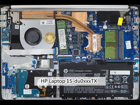 HP Laptop 15s-du0002TX 開箱拆機 (2019.04機型)