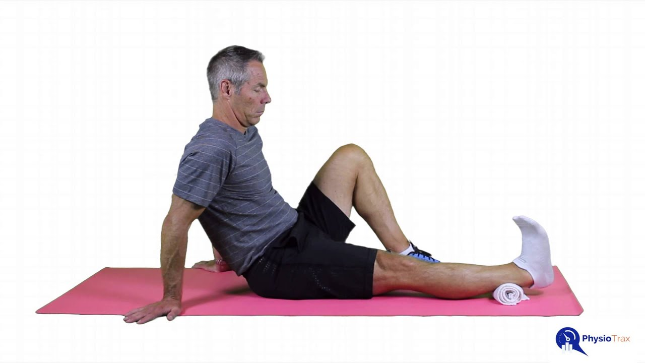 Active Ankle Circumduction - YouTube