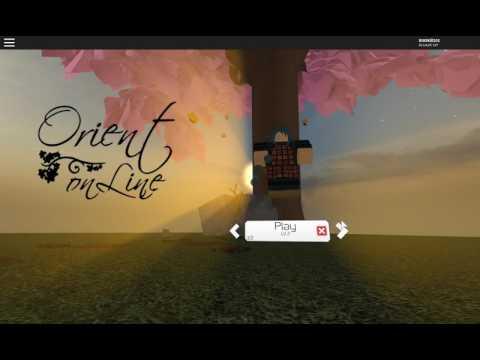 Orient Online: Character Creation Demo